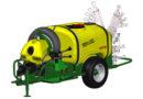 Nebulizator pneumatic cu joasă presiune și volum de apă redus Cima – Blitz 55 S 2P